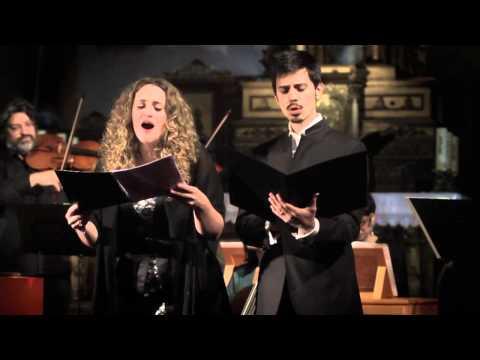 """Raquel Andueza-Juan Sancho-Hippocampus-""""Du bereitest für mir einen Tisch""""-(BWV 112,4-J.S.Bach)"""