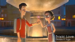 Diviners - Tropic Love (Animated Music Video) thumbnail