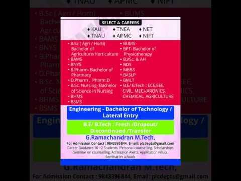 Career in BASLP(Bachelor of Audiology Speech Language Pathology),MBBS,BDS, BNYS in Salem,Tamilnadu