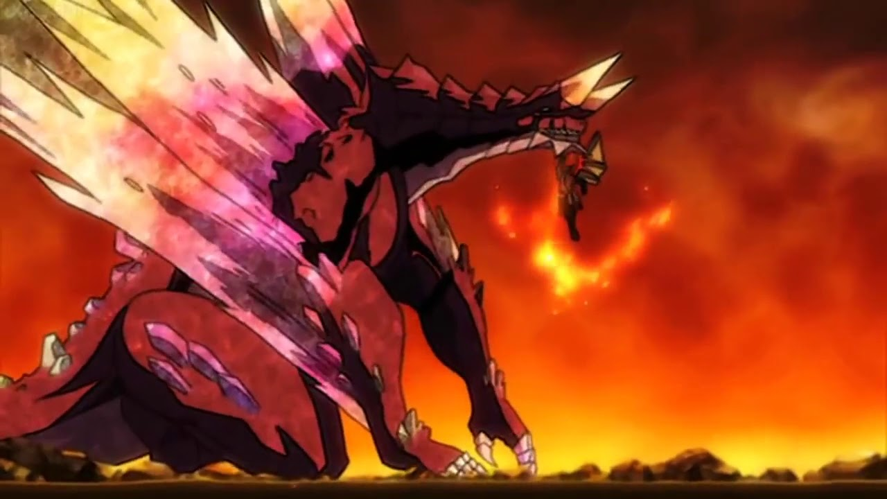 Natsu becomes dragon fairy tail the movie dragon cry
