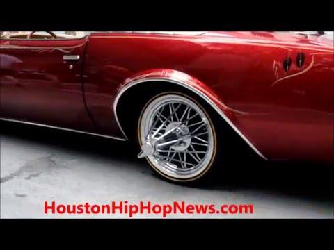 Swangers in  2016 Houston Art car parade  Houston Hip-Hop News Vlog