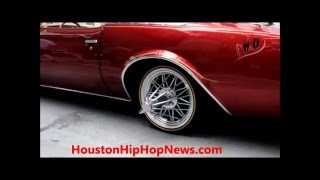 Swangers in  2016 Houston Art car parade  Houston Hip-Hop News Vlog
