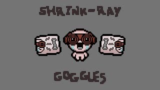 Shrink Ray Goggles Isaac Mod Showcase