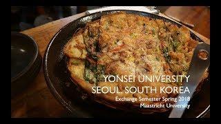Yonsei University Spring 2018 Exchange Video Report