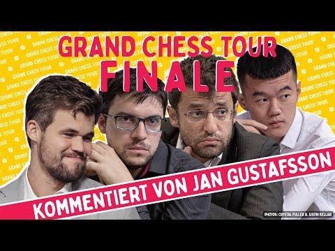 Grand Chess Tour Finals - Halbfinale - Rapid und Blitz