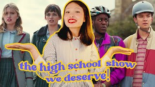 sex education is the best teen show in existence (+ a costume review)