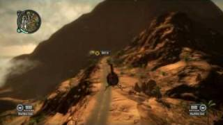 Just Cause 2 easy invincible warrior tro...