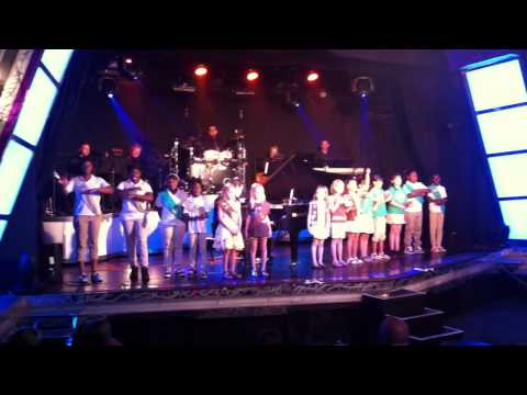Girl Scouts rock the stage again at Piano! Las Vegas on the Las Vegas Strip!