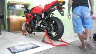 Moge Honda CBR 1000RR 2007 Euro spec 99% ( istimewa )