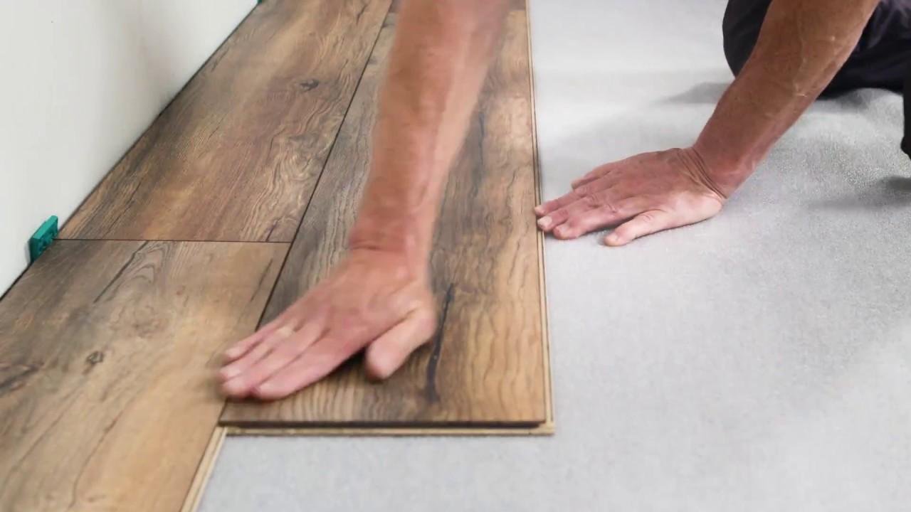 Fußboden Verlegen Wo Anfangen ~ Boden verlegen leicht gemacht mit xxxlutz youtube