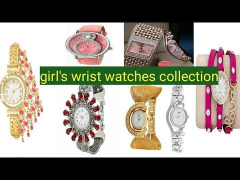 Latest Girl's Wrist Watches ||Ladies Beautiful Laxury Watches#stylishwatch#womanwatch#girlswatch