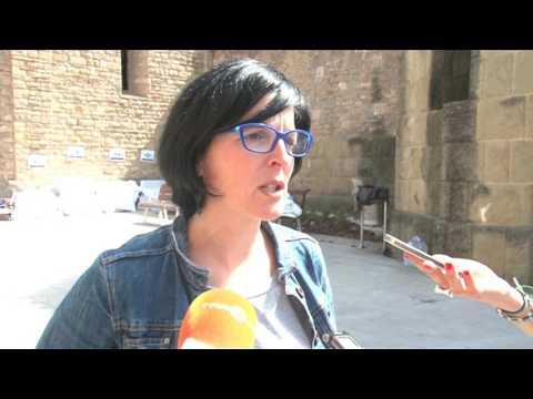 Més de 900 treballadors restauren Santa Eugènia de Berga