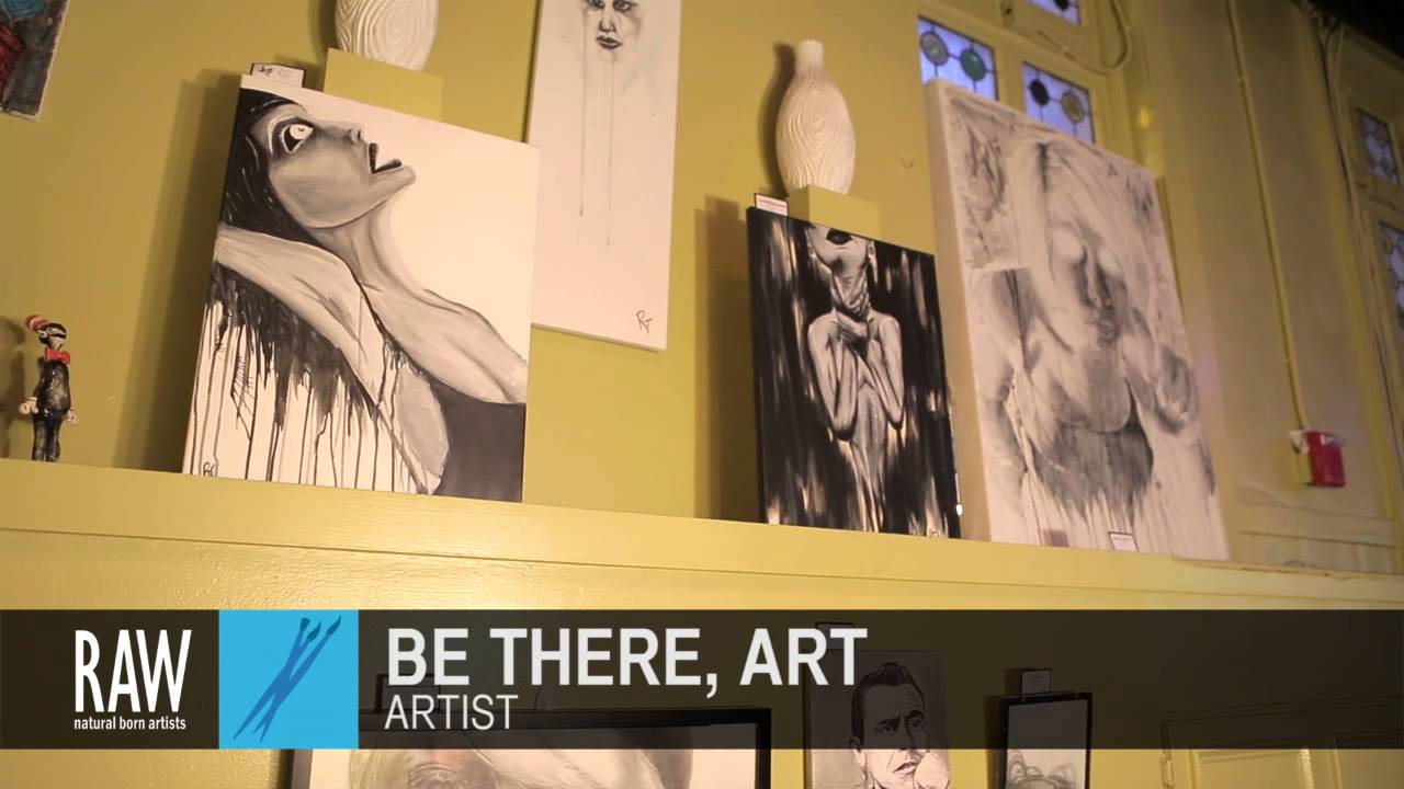 BE THERE, ART at RAW:Boston Expressions 05/19/2013 - YouTube
