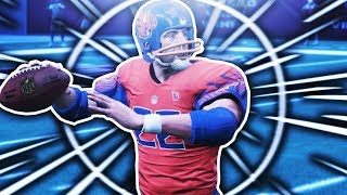 CAN I WIN A GAME ONLINE USING MY FREE SAFETY AS A QUARTERBACK? MADDEN 18 CHALLENGE!!