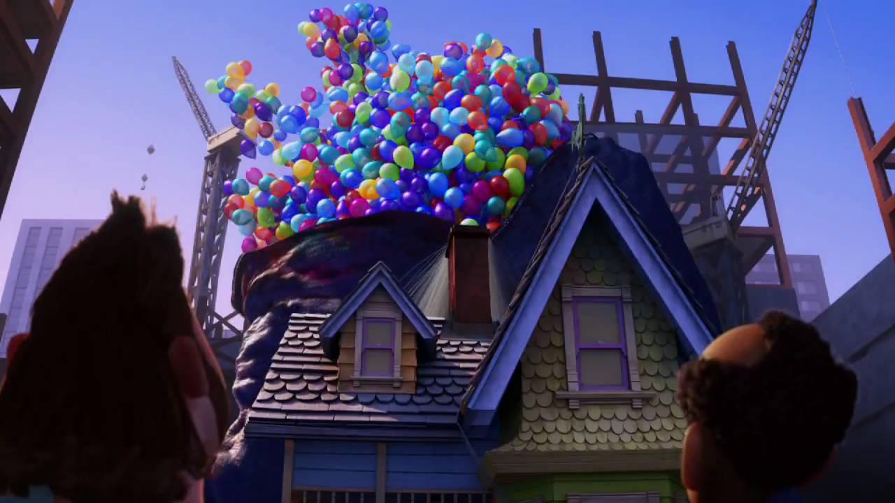 up official pixar trailer
