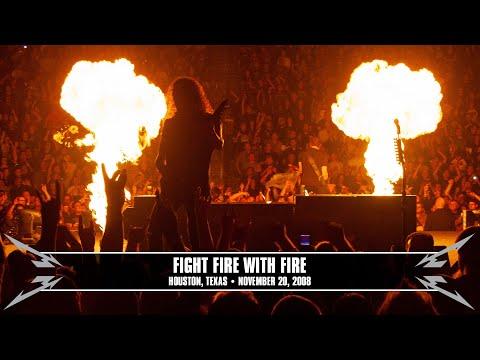 Metallica: Fight Fire With Fire (MetOnTour - Houston, TX - 2008) Thumbnail image