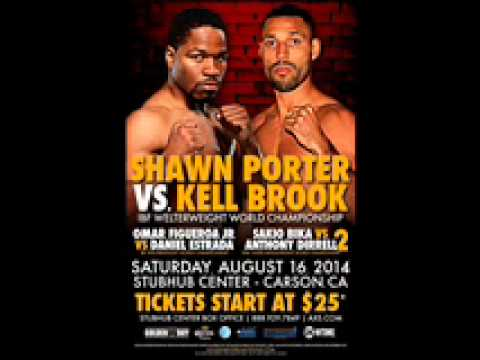 Shawn Porter Vs Kell Brook Discussion