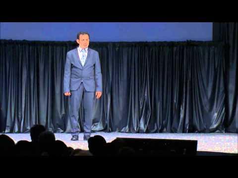 2015 World Champion of Public Speaking - Mohammed Qahtani