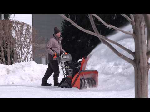 Powerful Husqvarna Snow Blowers for Winter Snow Removal