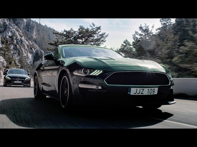 Ford Mustang BULLITT coming to Europe