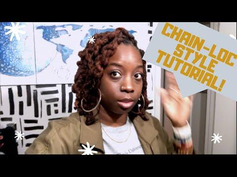 loc-chain-style-tutorial-i-essenceofshay-#tigerlileesquad-#locstyle-#tutorial