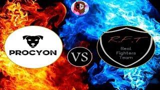 🔴 TORNEO TIEMPOS DE FURIA II (PROCYON VS REAL FIGHTERS TEAM)