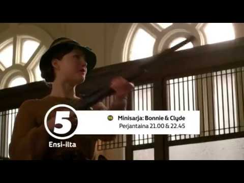 TV5 Finland - Gangster Movies Weekend Promo 2015