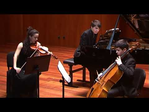 Concierto Académico Departamento De Grupos Con Piano. Profesora Márta Gulyás 25/01/2019