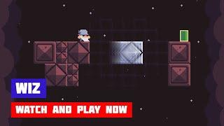 WIZ · Game · Gameplay