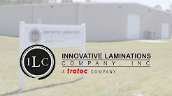 Innovative Laminations Company produces Trotec Engraving Materials