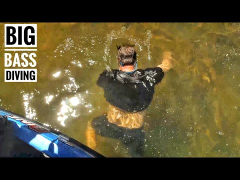 The CRAZIEST Thing I've Done While Bass Fishing - Lake Hartwell Pt.2 SMC 13:02