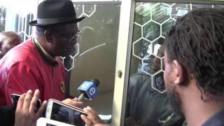 Zwelinzima Vavi locked out of SABC building