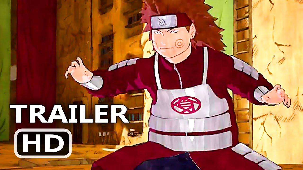PS4 - Naruto To Boruto: Shinobi Striker Class Type Trailer (2018)