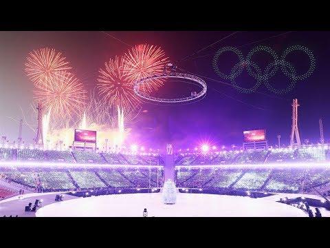 2018 PyeongChang Winter Olympics Closing...
