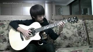 (Brown Eyes) Been Already a Year : 벌써일년 - Sungha Jung