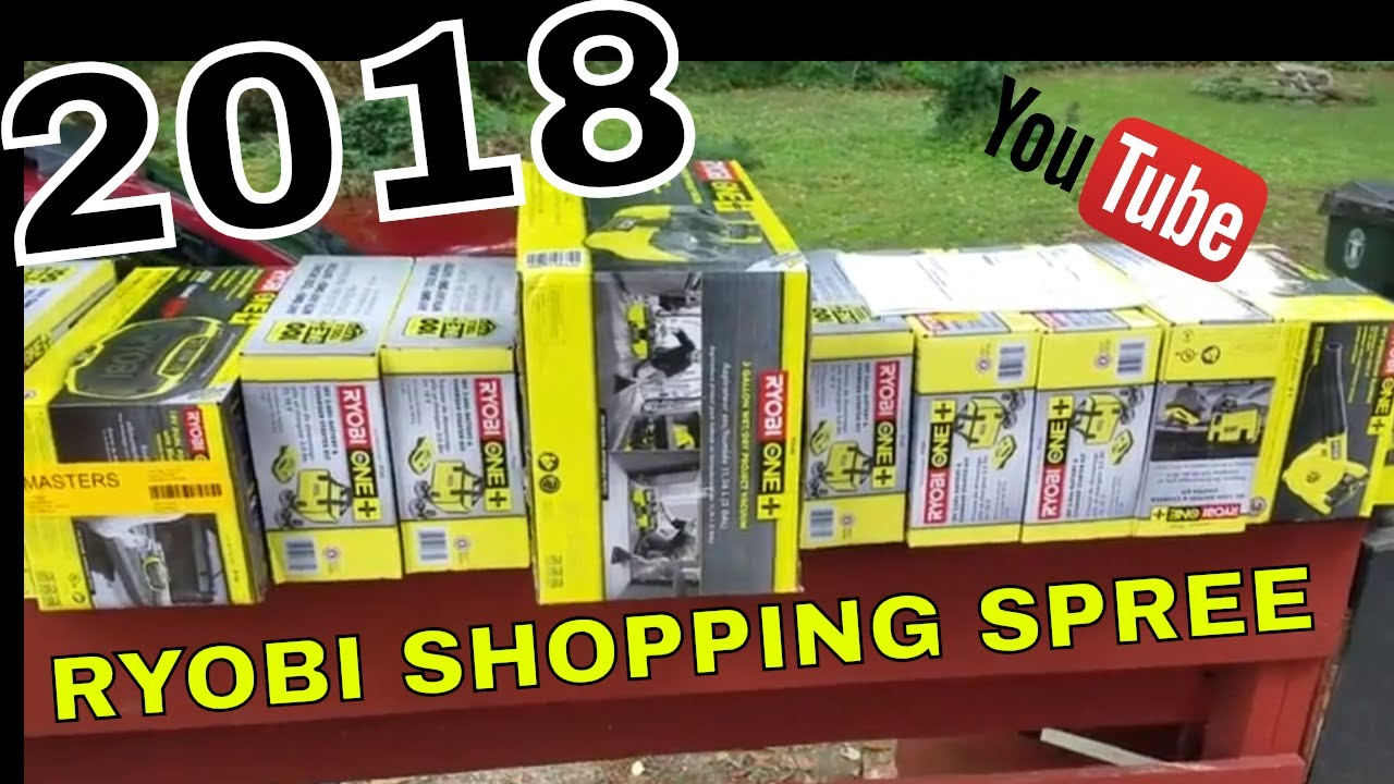 Ryobi One Sale At Home Depot 2018 Youtube Choosing The Right Circuit Breakers