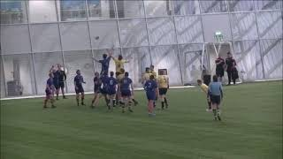 Heriot Watt 1XV Rugby Semester 1 Highlights 2018