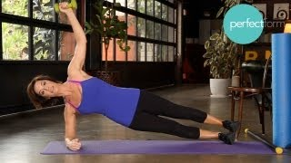 Core Strengthening Exercise | Perfect Form With Ashley Borden