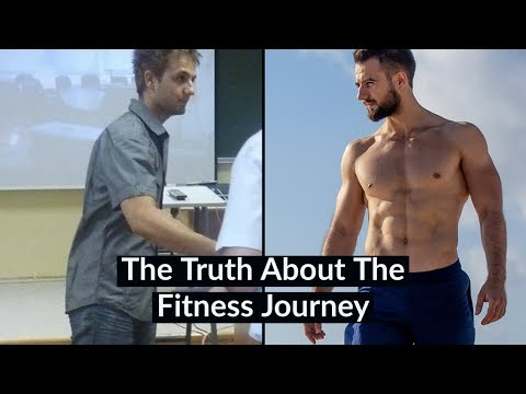 The Truth About The Fitness Journey (Rant)