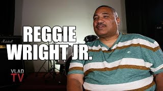 Reggie Wright Jr on Compton Originally Being a Mostly White City, George Bush Living There (Part 1)