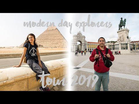 Modern Day Explorers Tour 2019 - Trailer \