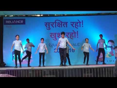 Aditya Reliance Energy Dance Grand Finale