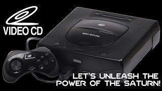 Gamerade - Sega Saturn VCD Decoder (Extra Power for the Console) - Adam Koralik thumbnail