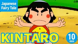 KINTARO (ENGLISH) Animation of Japanese Traditional Stories