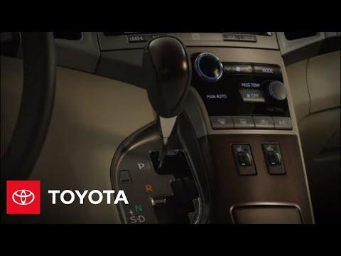2012 Venza How-To: Backup Camera | Toyota