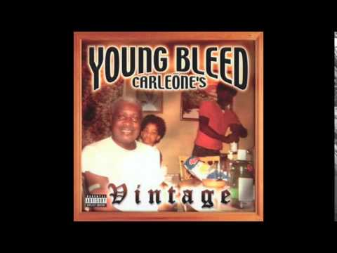 Young Bleed Carleone's - N'Dis' 'World - Vintage