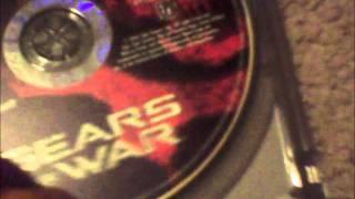 Gears of war Triple Pack Unboxing