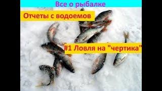 видео Все о рыбалке: Ловля на чертик. Стратегия.