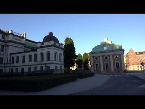 Old Stockholm Without Tourists. Старый Стокгольм без туристов (2399sp)