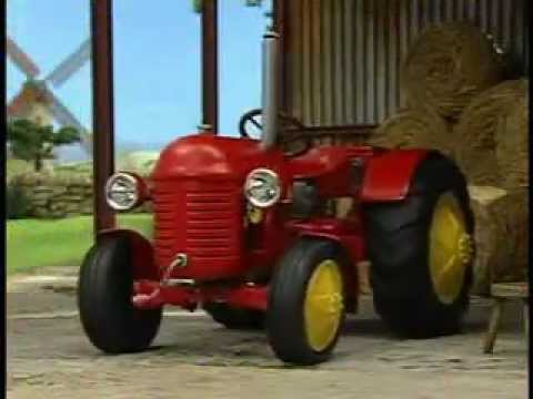 Kleiner Roter Traktor Video
